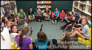 feather bundle workshop, smudge feathers, workshop, pass the feather