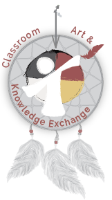 Classroom Art & Knowledge Exchange, Pass The Feather