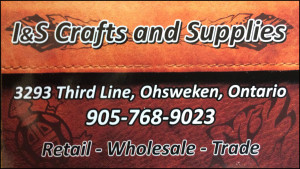 I&S Craft Supplies, Pass The Feather