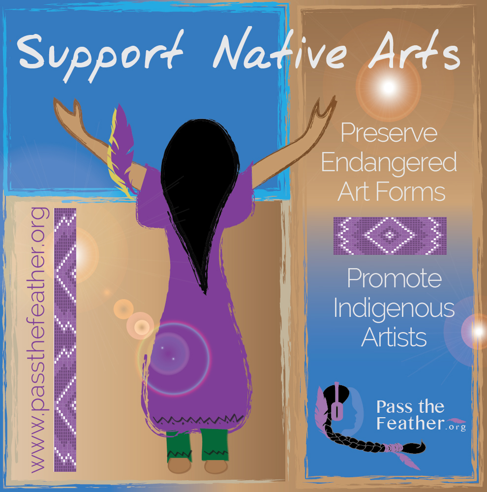FacebookPreserve, pass the feather, first nations art directory, aboriginal arts collective of canada, classroom art exchange,