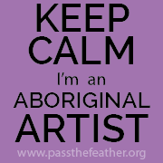 aborigartist, pass the feather, first nations art directory, aboriginal arts collective of canada, classroom art exchange,