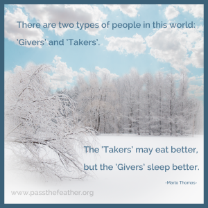 givers takers, pass the feather, first nations art directory, aboriginal arts collective of canada, classroom art exchange,