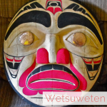 wetsuweten, carving, pass the feather
