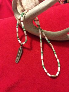 Angela Wemigwans, Twist & Turns, jewelry, Indigenous Artist, First Nations, Indigenous Arts Collective of Canada, Pass The Feather