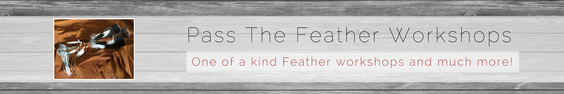 pass the feather, first nations art