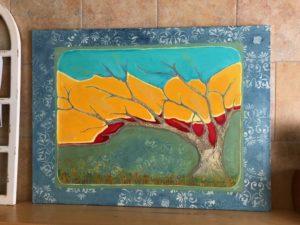 Jill Shimizu, artist, aboriginal art, pass the feather, aboriginal arts collective of canada