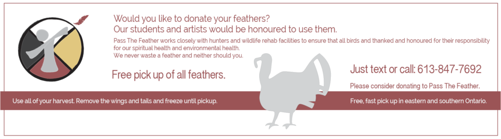donate, feathers, Indigenous Artists, First Nations, Indigenous Arts Collective of Canada, Pass The Feather, Native Art, Native American Art, Indigenous Art