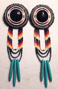 Charlene Raven Tolley, Raven's Nest, art and craft supply store, beadwork, hand drums, workshops, dreamcatchers, crafts, Indigenous Artist, First Nations, Indigenous Arts Collective of Canada, Pass The Feather