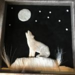 Amy Willier, beading, artist, wolf, pass the feather, aboriginal arts and collective