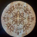 Pat Bruderer, birch biting, artist, aboriginal art, pass the feather, aboriginal arts and collective