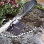 creeations, feather, jewelry, aboriginal artist, artist, creeations art, pass the feather, aboriginal arts and collective