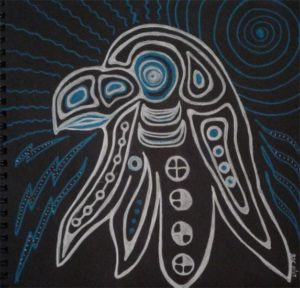 Sherry Crawford, painter, painting, Indigenous artist, first nations, indigenous arts collective of canada, pass the feather, indigenous art, aboriginal art, indigenous art directory