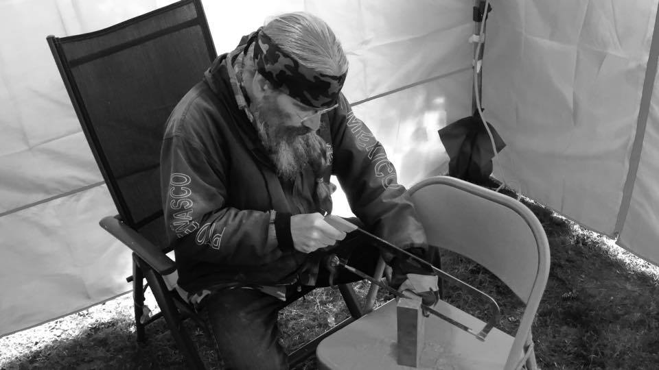 Steven Lawton, carver, aboriginal stone carver, stone carving, aboriginal artist, pass the feahter, aboriginal arts and collective