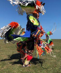 Powwow Dancers 2A
