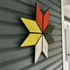 Lana Thomas, woodworker, woodwork, decor, home, Indigenous Artist, First Nations, Indigenous Arts Collective of Canada, Pass The Feather