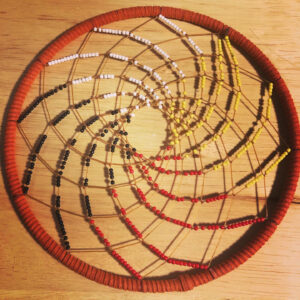 Grandmother Chrysler Creations, dreamcatchers, crafts, Indigenous Artist, First Nations, Indigenous Arts Collective of Canada, Pass The Feather