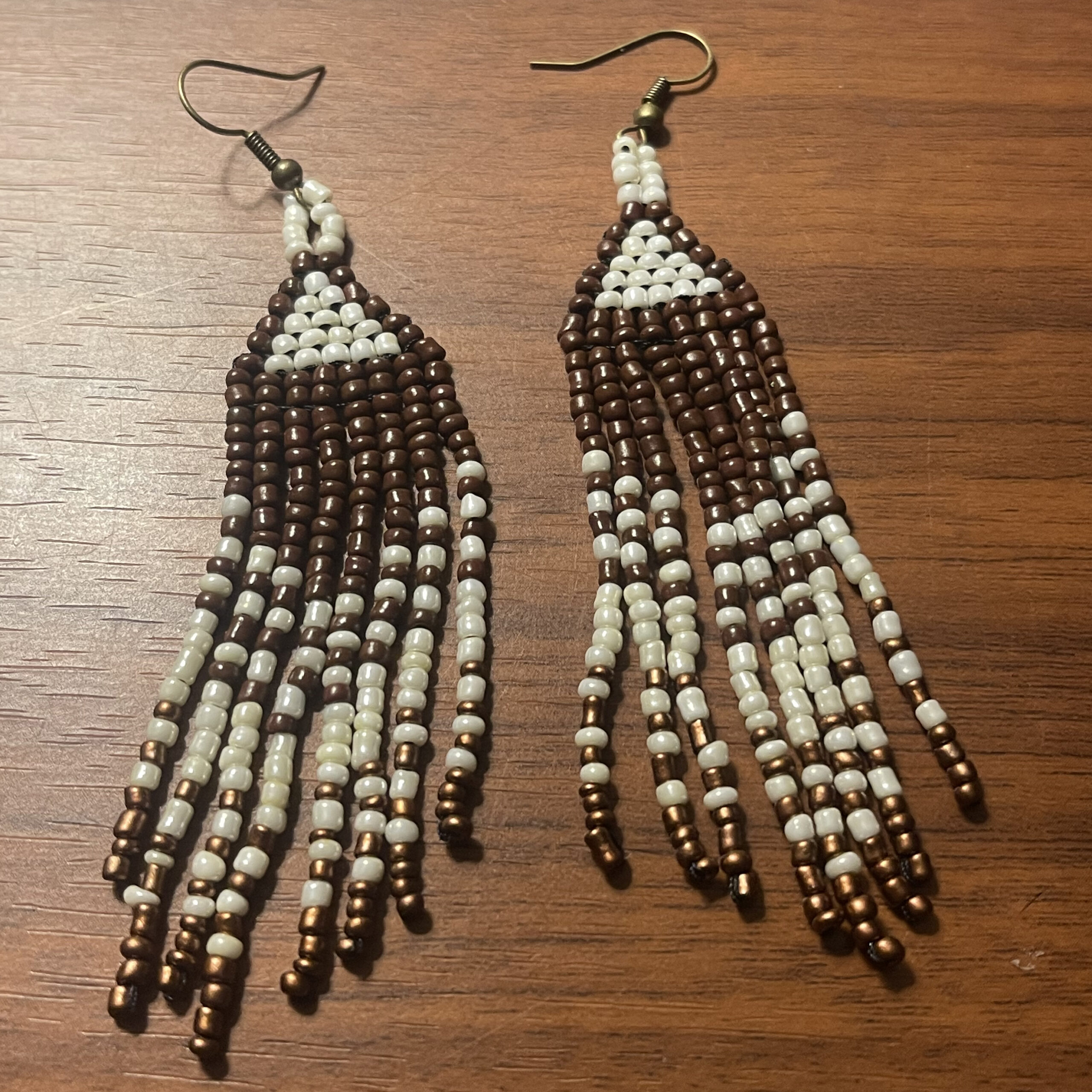 Lacey Whiteknife, beadwork, jewelry, Indigenous Artist, First Nations, Indigenous Arts Collective of Canada, Pass The Feather