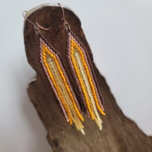 Jennifer Taback, beadwork, dreamcatchers, regalia, crafts, Indigenous Artist, First Nations, Indigenous Arts Collective of Canada, Pass The Feather