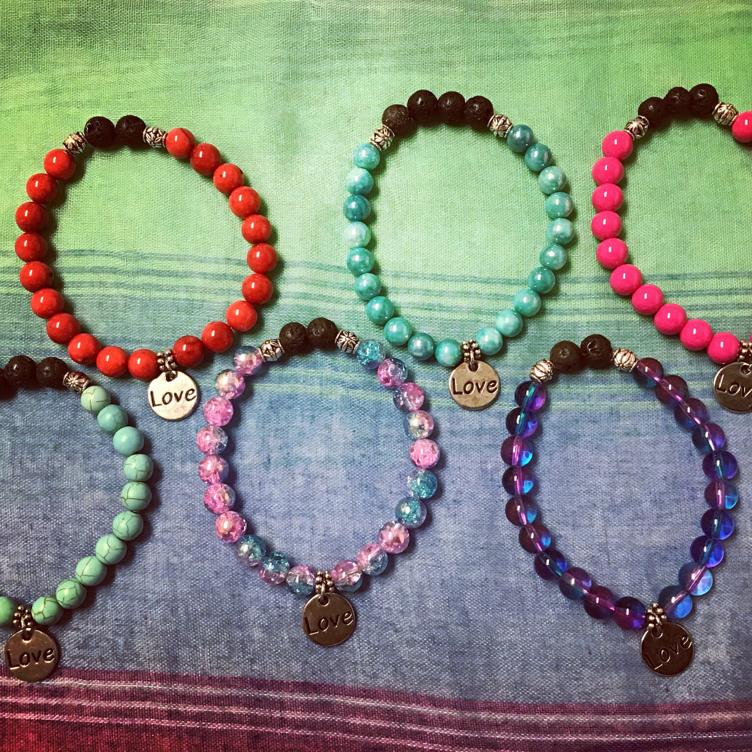 Creeative Gems, Natural Products, Essential Oil, Bracelets, Indigenous Artist, First Nations, Indigenous Arts Collective of Canada, Pass The Feather