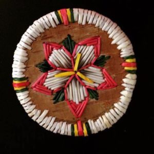 Summer Wind Paul, SummerWind Creations, art and craft supply store, beadwork, beader, jewelry, jewelry maker, quillwork, Indigenous Artist, First Nations, Indigenous Arts Collective of Canada, Pass The Feather