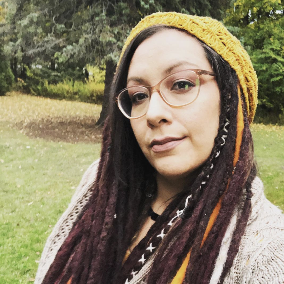 Amber Kakiishiway, WoolDolls, Hair Extensions, Accessories, Indigenous Artist, First Nations, Indigenous Arts Collective of Canada, Pass The Feather
