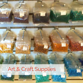 Crafts and Supplies