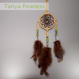 Tanya Powless | Dreamcatchers