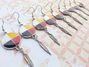 Culture Shock Jewelry, Pass The Feather
