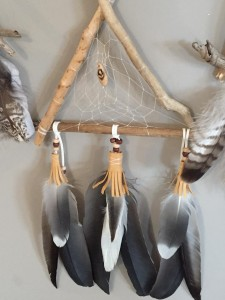 dawn, feather-keeper, smudge feathers, feather bundles, feather work, first nations artist, pass the feather