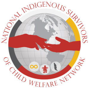 ISCWN LOGO, dawn, feather-keeper, smudge feathers, feather bundles, feather work, first nations artist, pass the feather
