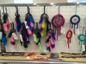 dreamcatchers, pass the feather