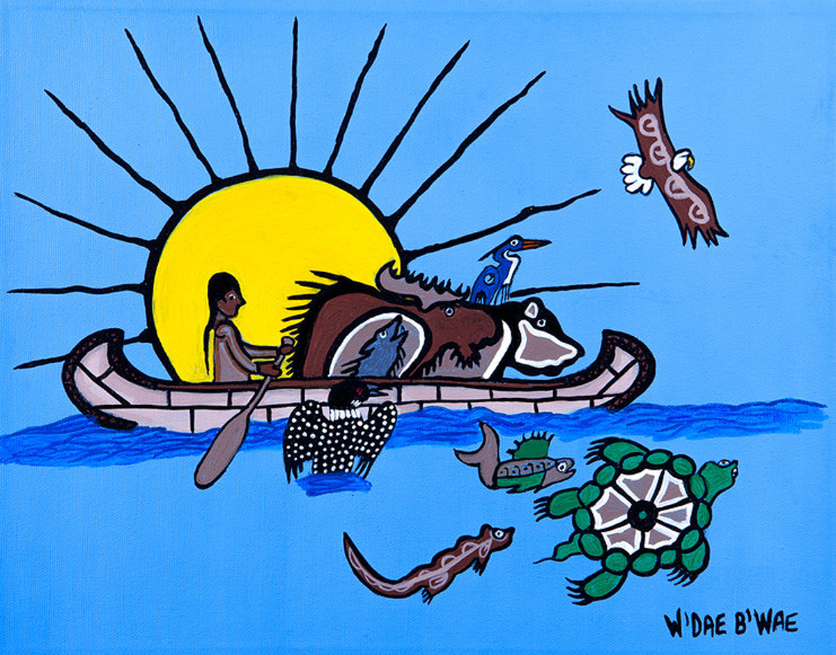 mike ormsby painter aboriginal arts collective of canada otter clip art pictures otter clip art pictures