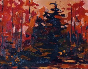 Rod Borghese Gallery Autumn Blaze