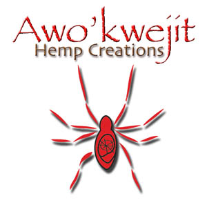 Awokwejit-logo, pass the feather