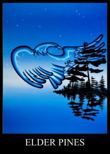 Elder-Pines-,William Monague, pass the feather