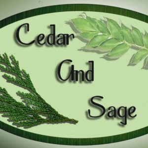 Cedar and Sage, first nations, indigenous arts collective of canada, pass the feather.