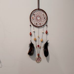 Alexandra Gaudet, crafts, dreamcatchers, Indigenous Artist, First Nations, Indigenous Arts Collective of Canada, Pass The Feather