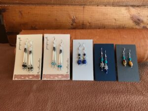 Sharon Burritt, jewelry, Indigenous Artist, First Nations, Indigenous Arts Collective of Canada, Pass The Feather
