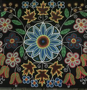 Deb Malcolm, painter, painting, Indigenous Artist, First Nations, Indigenous Arts Collective of Canada, Pass The Feather