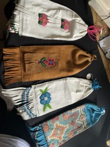 Laura McLaughlin, Ribbon Shirts, Clothing, Accessories, Indigenous Artist, First Nations, Indigenous Arts Collective of Canada, Pass The Feather