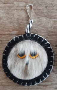 Karen Fleming, Sealskin, beadwork, jewelry, Indigenous Artist, First Nations, Indigenous Arts Collective of Canada, Pass The Feather