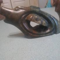 Katlin Arcand, stone, carver, Indigenous Artist, First Nations, Indigenous Arts Collective of Canada, Pass The Feather