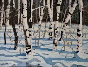 Maurice Seguin, paintings, writings, Indigenous Artist, First Nations, Indigenous Arts Collective of Canada, Pass The Feather